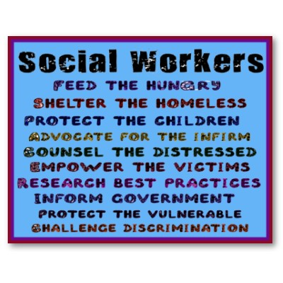 what are the different types of social work degrees social work