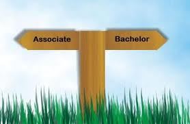 What is the difference between an AA Degree & a BS Degree?