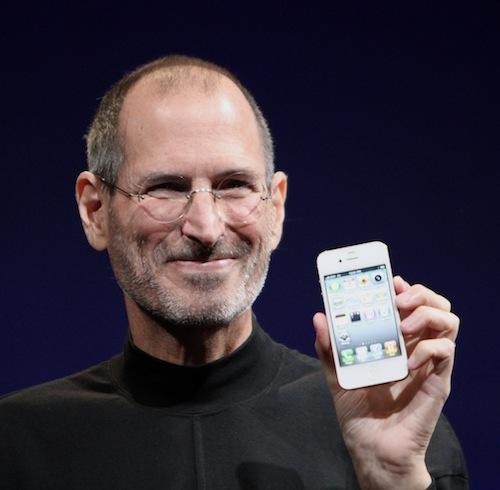 1. Steve Jobs