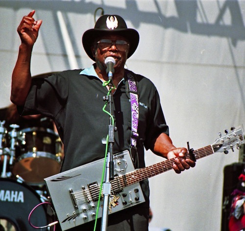 3. Bo Diddley