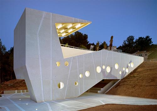 10. Plaza Mirador El Tossal Community Center – Alicante, Spain