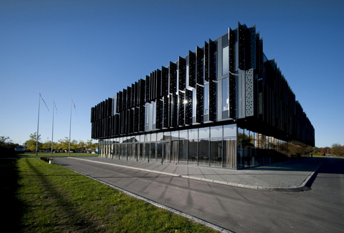 13. Brøndby Community Center – Brøndby, Denmark