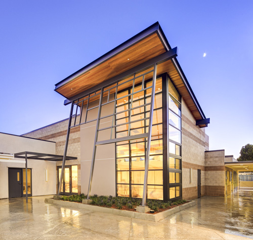 Modern Homes Los Angeles California: 30 Most Beautiful Modern Community Centers In The World