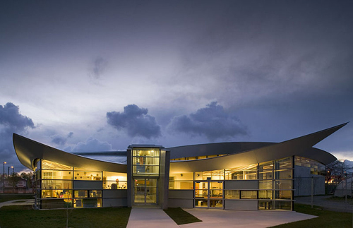2. Sunset Community Centre – Vancouver, Canada