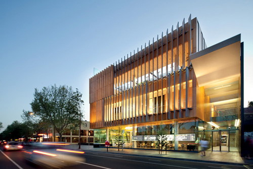 23. Surry Hills Library and Community Centre – Sydney, Australia