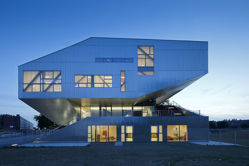 30 most beautiful modern community centers in the world for Archi lille