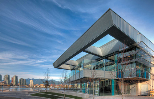 27. Creekside Community Recreation Centre – Vancouver, Canada