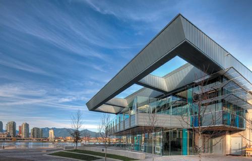 27. Creekside Community Recreation Centre – Vancouver, Canada
