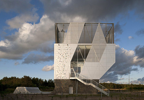 28. Community Center Herstedlund – Albertslund, Denmark