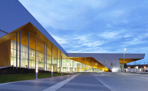 29. Commonwealth Community Recreation Centre - Edmonton, Alberta, Canada