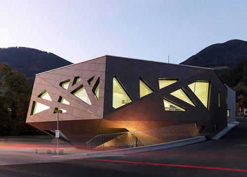 3. Community Hall Abfaltersbach – Abfaltersbach, Austria