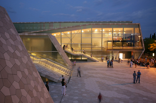 4. Zamet Sports and Cultural Center – Rijeka, Croatia
