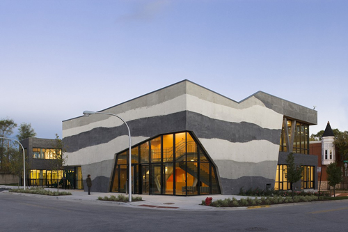 30 Most Beautiful Modern Community Centers In The World Social